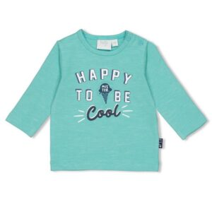 Feetje baby t-shirt 516.01655 groen
