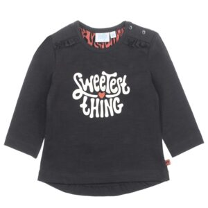 Feetje baby t-shirt 516.01626 antraciet