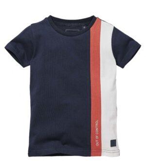 Levv jongens t-shirt Nani blauw