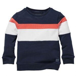 Levv jongens sweater Niek donkerblauw