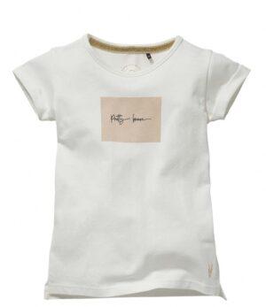 Levv meisjes t-shirt Nikki wit s212