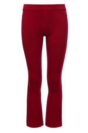 Looxs meisjes flared pants 2112-5645 rood