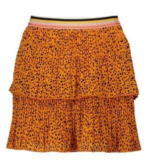 Nono meisjes rok N102-4704 oranje