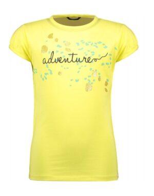 Nono meisjes t-shirt N103-5400-502 geel