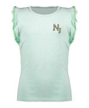 Nono meisjes top N103-5404 mint groen