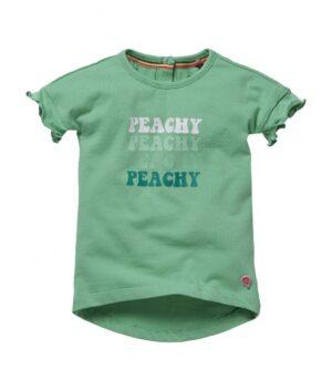 Quapi baby t-shirt Goldy lente groen