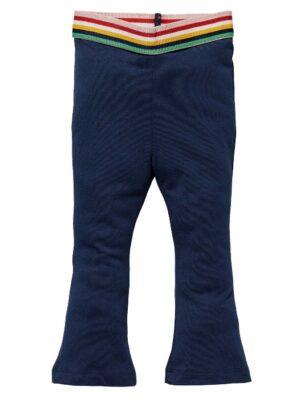 Quapi baby flare pants Gwincy blauw
