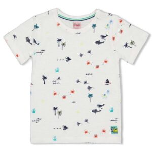 Sturdy jongens t-shirt 71700331 wit