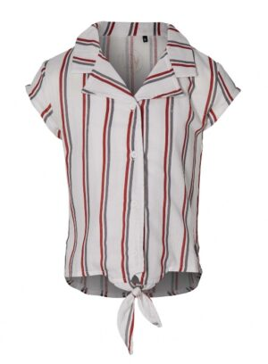Levv meisjes blouse Milana streep