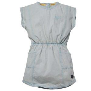 Levv meisjes jurk Nasra grey mist
