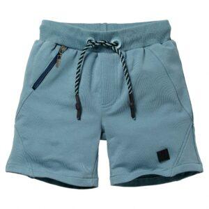 Levv jongens short Nolan vintage blue