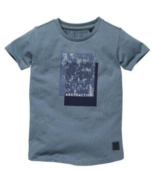 Levv jongens t-shirt Narin vintage blue