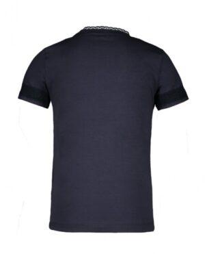 Moodstreet meisjes t-shirt M102-5402 blauw