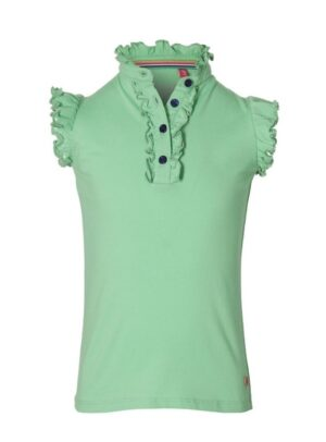 Quapi meisjes t-shirt Fawn spring green