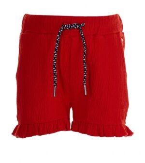 Quapi meisjes short Fimke fiery rood