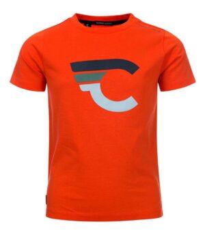 Common Heroes t-shirt 2112-8429 oranje