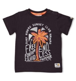 Feetje t-shirt 51700640 grijs