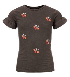 Looxs little t-shirt 2113-7486 groen