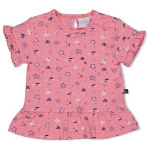 Feetje baby t-shirt 51700607 roze
