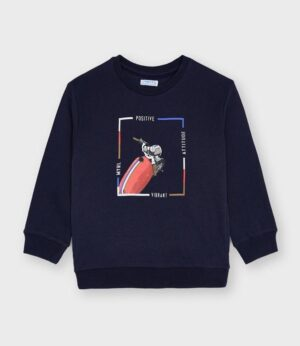 Mayoral jongens sweater 4406 blauw