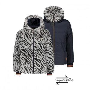 NoBell' meisjes reversible winterjas Q107-3208