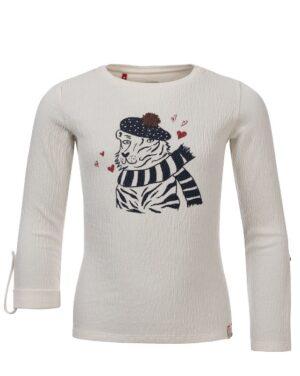 Looxs meisjes t-shirt wit 2131-7411