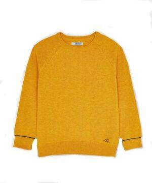 Mayoral katoenen jongens sweater 323 geel