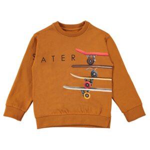 Mayoral jongens sweater 4402 ginger