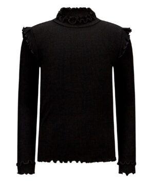 Retour meisjes shirt Karline RJG-13-223 zwart
